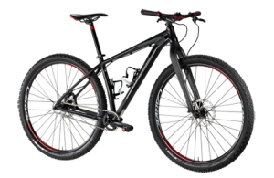 Not his exact bike, but an example:  Specialized Carve 29'er SS Rigid - I'd like to say it's for sale.