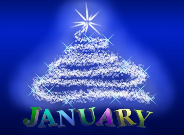 January Christmas